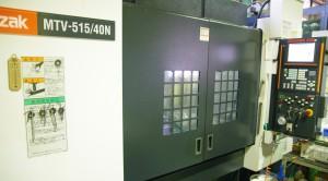 マシニングセンター5